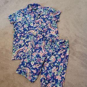 Ralph Lauren summertime pajamas